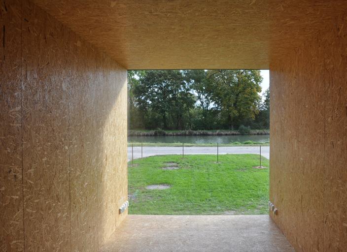 fenêtre sur canal _ gens association libérale d'architecture